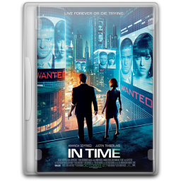 256x256px size png icon of In Time