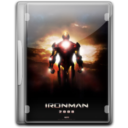 256x256px size png icon of Ironman