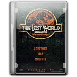 256x256px size png icon of Jurassic Park