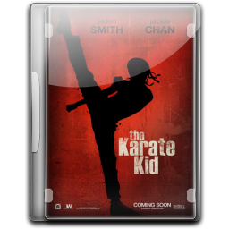 256x256px size png icon of Karate Kid