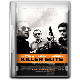 256x256px size png icon of Killer Elite