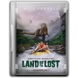 256x256px size png icon of Land Of The Lost