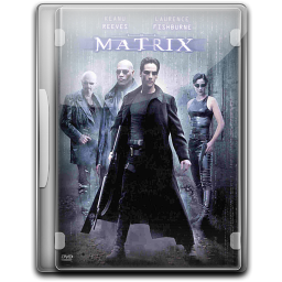 256x256px size png icon of Matrix
