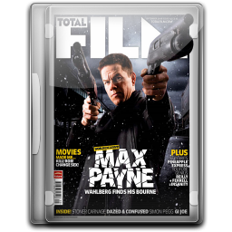 256x256px size png icon of Max Payne v2