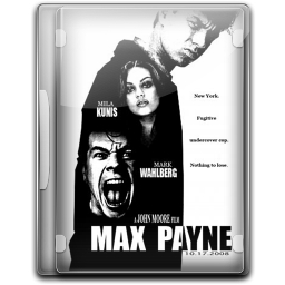 256x256px size png icon of Max Payne v3