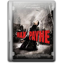 256x256px size png icon of Max Payne v4
