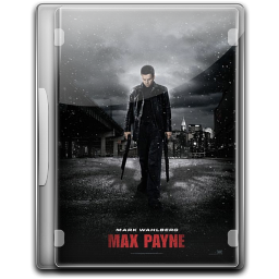 256x256px size png icon of Max Payne