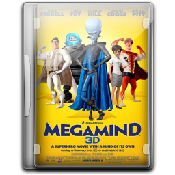 256x256px size png icon of Megamind