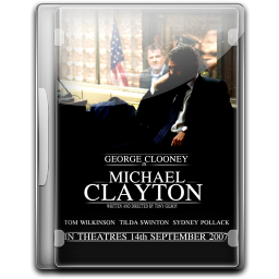 256x256px size png icon of Michael Clayton