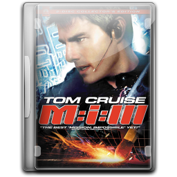 256x256px size png icon of Mission Impossible III v3