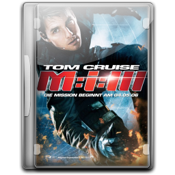 256x256px size png icon of Mission Impossible III