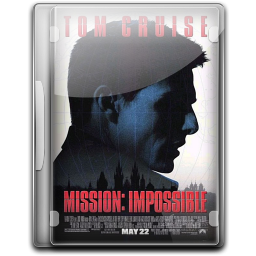256x256px size png icon of Mission Impossible