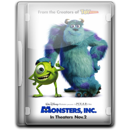 256x256px size png icon of Monsters Inc