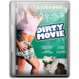 256x256px size png icon of National Lampoon Dirty Movie