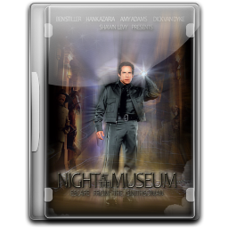 256x256px size png icon of Night At The Museum 2 v2