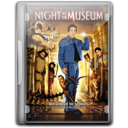 256x256px size png icon of Night At The Museum v2