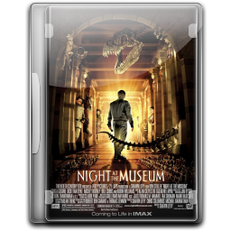 256x256px size png icon of Night At The Museum