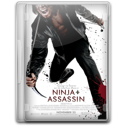 256x256px size png icon of Ninja Assassin v2