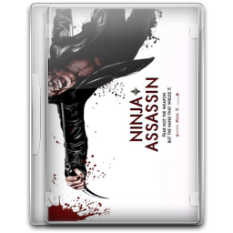 256x256px size png icon of Ninja Assassin v3