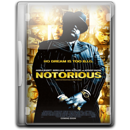 256x256px size png icon of Notorious v2