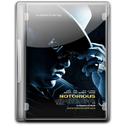 256x256px size png icon of Notorious