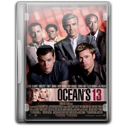 256x256px size png icon of Ocean 13