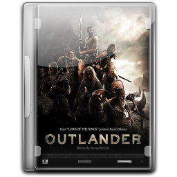 256x256px size png icon of Outlander