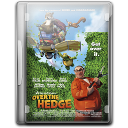 256x256px size png icon of Over The Hedge