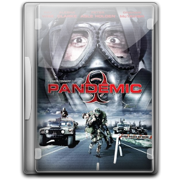 256x256px size png icon of Pandemic