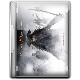 256x256px size png icon of Pirates Of The Caribbean At Worlds End