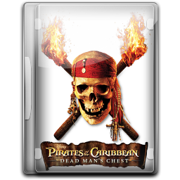 256x256px size png icon of Pirates Of The Caribbean Dead Mans Chest