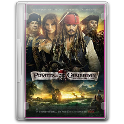 256x256px size png icon of Pirates Of The Caribbean On Stranger Tides v3