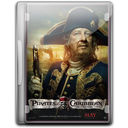 256x256px size png icon of Pirates Of The Caribbean On Stranger Tides