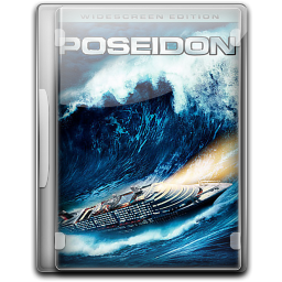256x256px size png icon of Poseidon