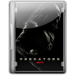 256x256px size png icon of Predators v2