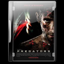 256x256px size png icon of Predators v3