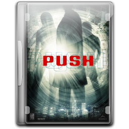 256x256px size png icon of Push v2