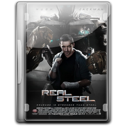 256x256px size png icon of Real Steel