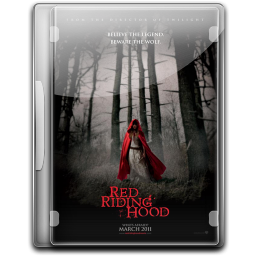 256x256px size png icon of Red Riding Hood