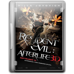 256x256px size png icon of Resident Evil Afterlife v2