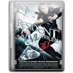 256x256px size png icon of Resident Evil Afterlife v3