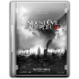 256x256px size png icon of Resident Evil Afterlife