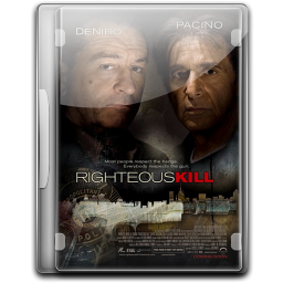256x256px size png icon of Righteous Kill