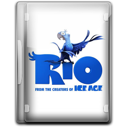 256x256px size png icon of Rio