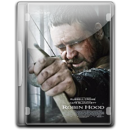 256x256px size png icon of Robin Hood