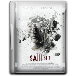 256x256px size png icon of Saw 3D