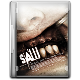 256x256px size png icon of Saw