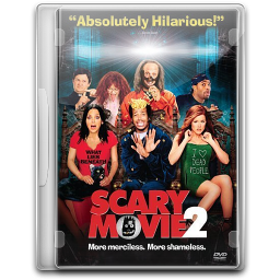 256x256px size png icon of Scary Movie 2