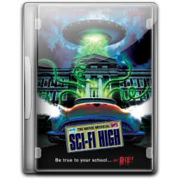 256x256px size png icon of Sci Fi High
