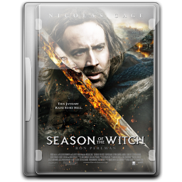 256x256px size png icon of Season Of The Witch